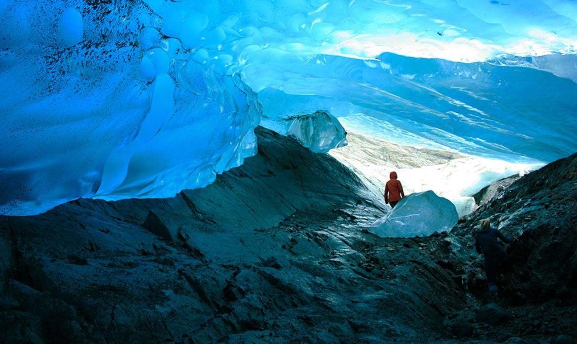 Mendenhall Glacier Caves, AK