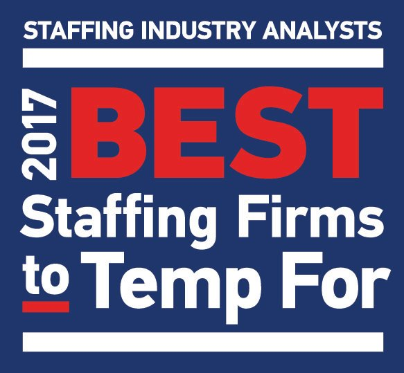 SIA Best Staffing Firms to Temp For
