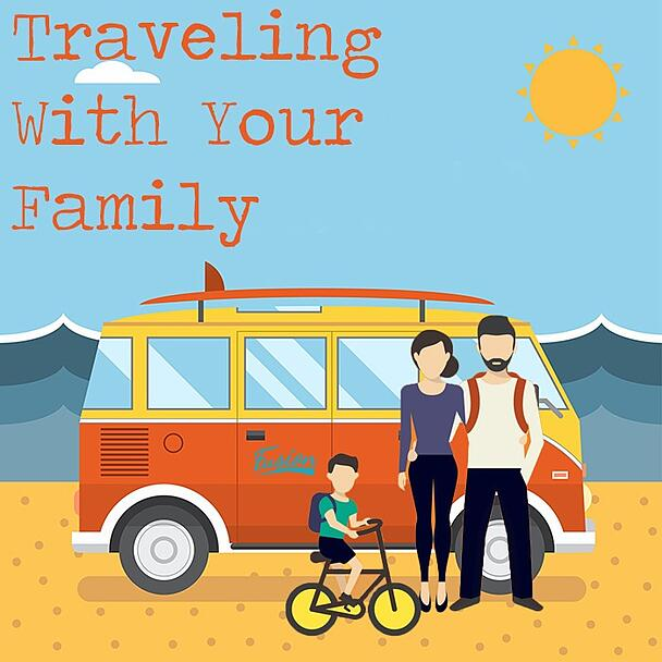traveling with my family