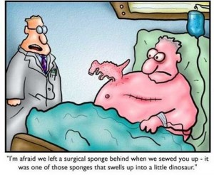 surgery as planned