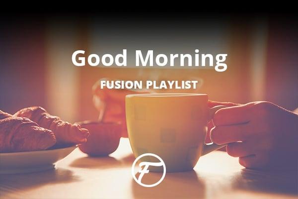 Spotify_Playlist_Good_Morning