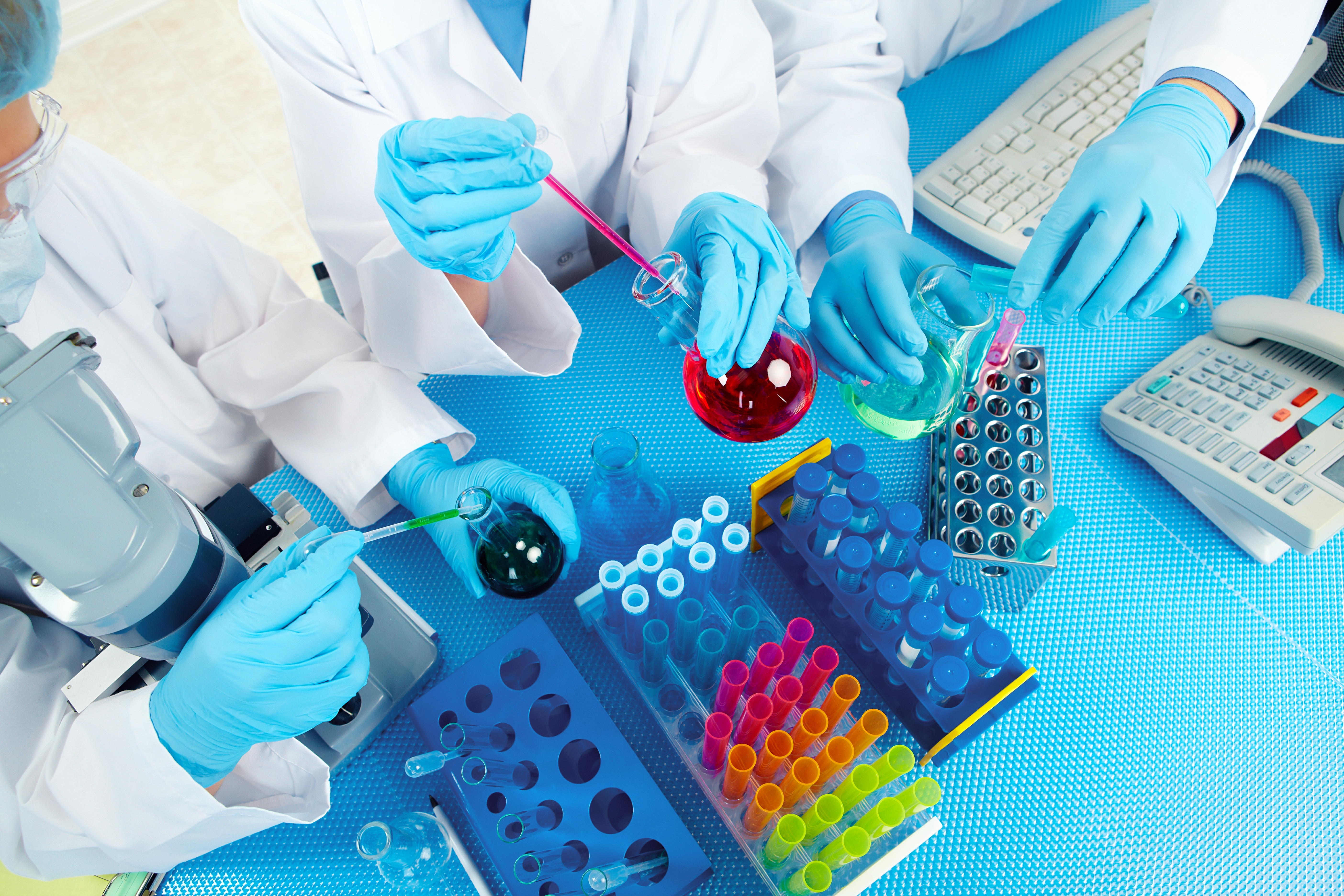 the demand for medical lab techs